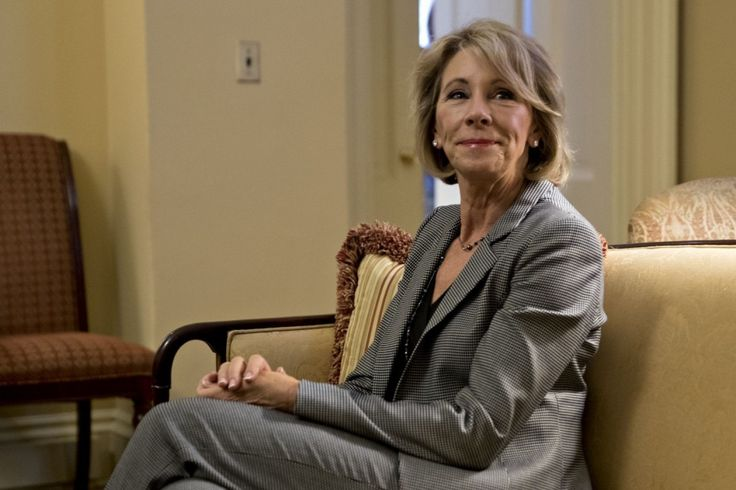 A sobering look at what Betsy DeVos did to education in Michigan — and what she might do as secretary of education - The Washington Post