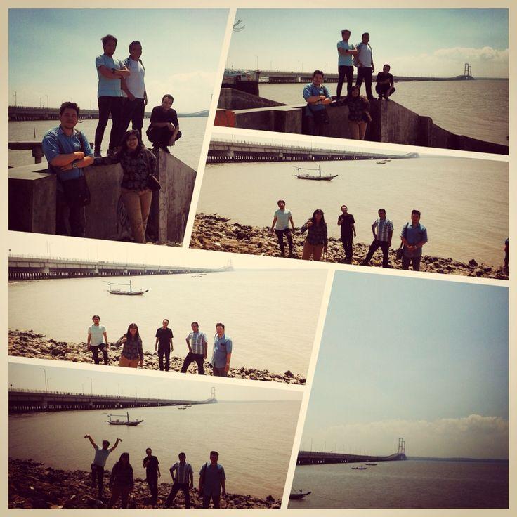 Laut & Jembata Suramadu SBY