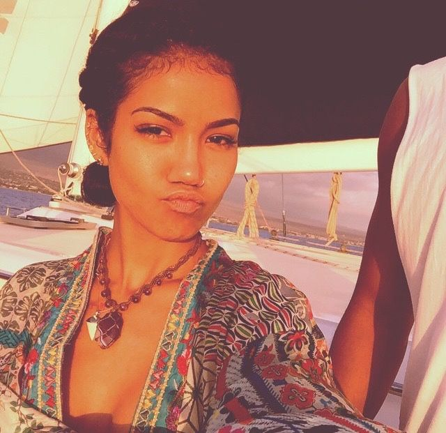 The 38 Best Images About Jhene Aiko On Pinterest