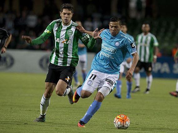 Coritiba ganó por penales 4-3 a Belgrano y avanza a cuartos de la Copa Sudamericana