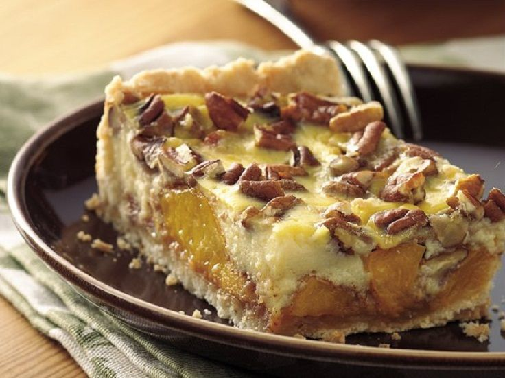 Enjoy This Easy To Make Nutty Peach Dessert Perfect If You Love German Cuisine