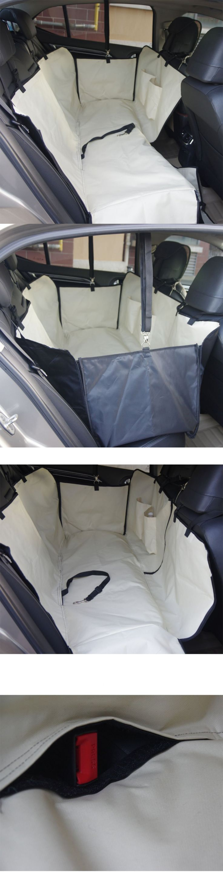 Car Seat Covers 117426: Ginntiona Dog Pet Car Seat Cover Waterproof Washable Hammock Protection For Cars -> BUY IT NOW ONLY: $31.11 on eBay!