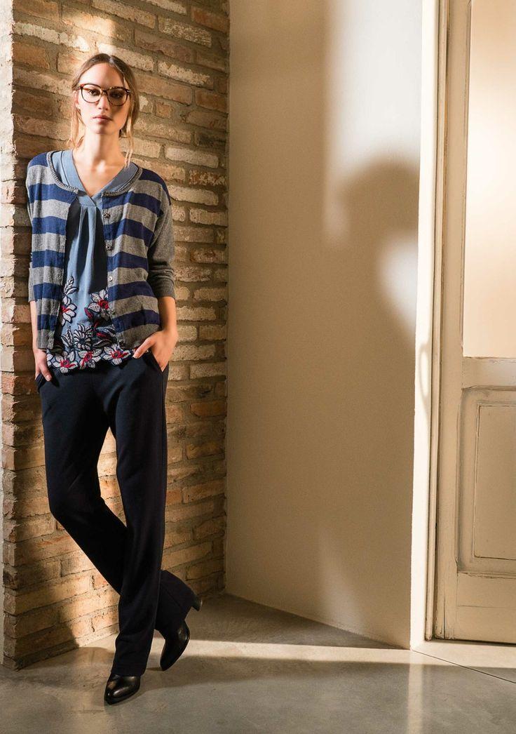 Ispirazione #3  La perfezione in più soluzioni.   #LFDL #laFABBRICAdelLINO #Outfit #Autunno #Inverno #Lookoftheday