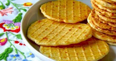Házi sajtos tallér - Recept
