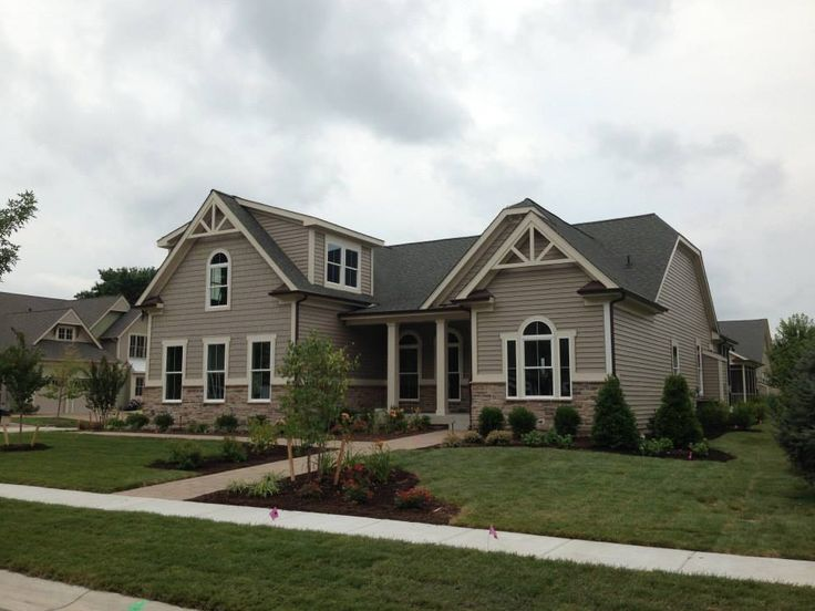 New Nvhomes Villa Model At Bay Forest Http