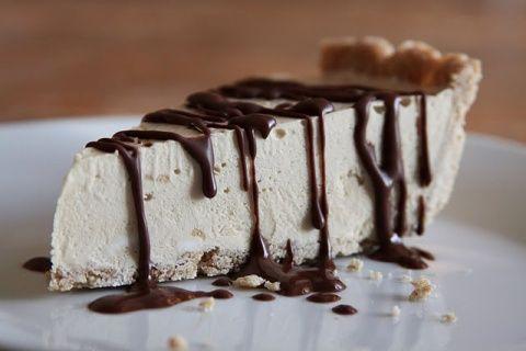 Coffee Cheesecake Ice Cream Pie (from Espresso and Cream) | Coffee ...