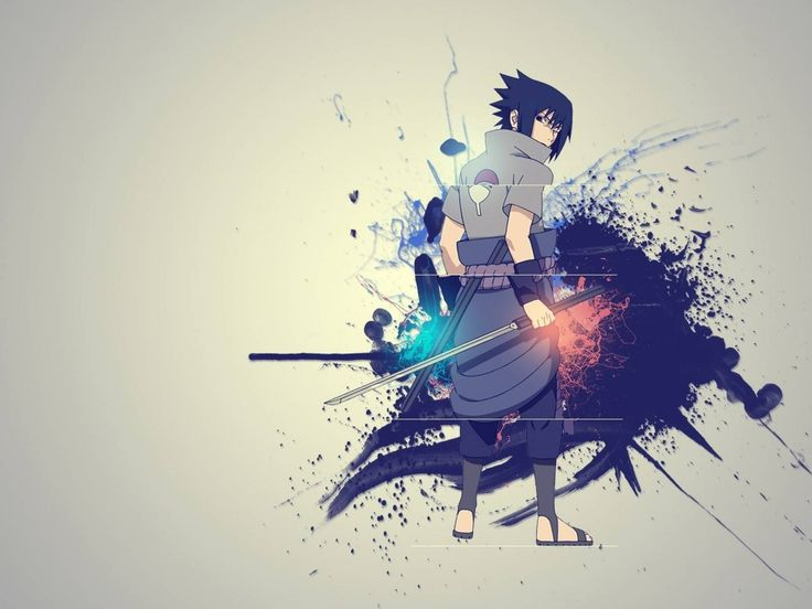 Sasuke Uchiha Wallpaper HD - Naruto Wallpaper