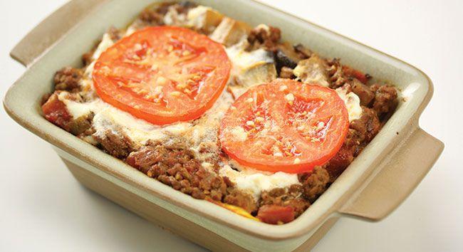 Lasagne | Tony Ferguson Weightloss Program
