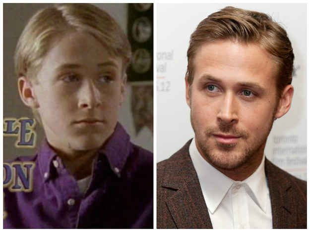 Ryan Gosling in Are You Afraid of the Dark? in 1995 and Goosebumps in 1996 | 10 Celebrities You Saw Before They Were Famous