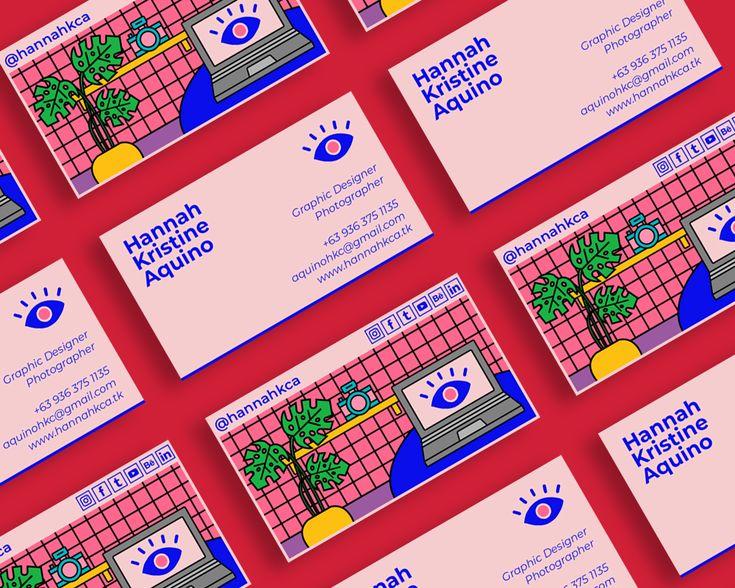 "Check out my @Behance project: ""Self Branding: Business Card"" www.behance.ne..."