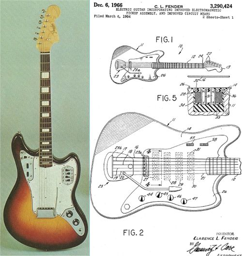 fender marauder type 1 music sök