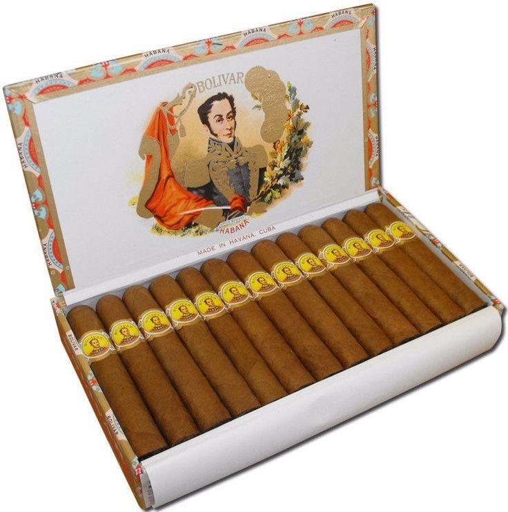 Cigarr Bolivar Royal Coronas 25-pack - Havannacigarr.se