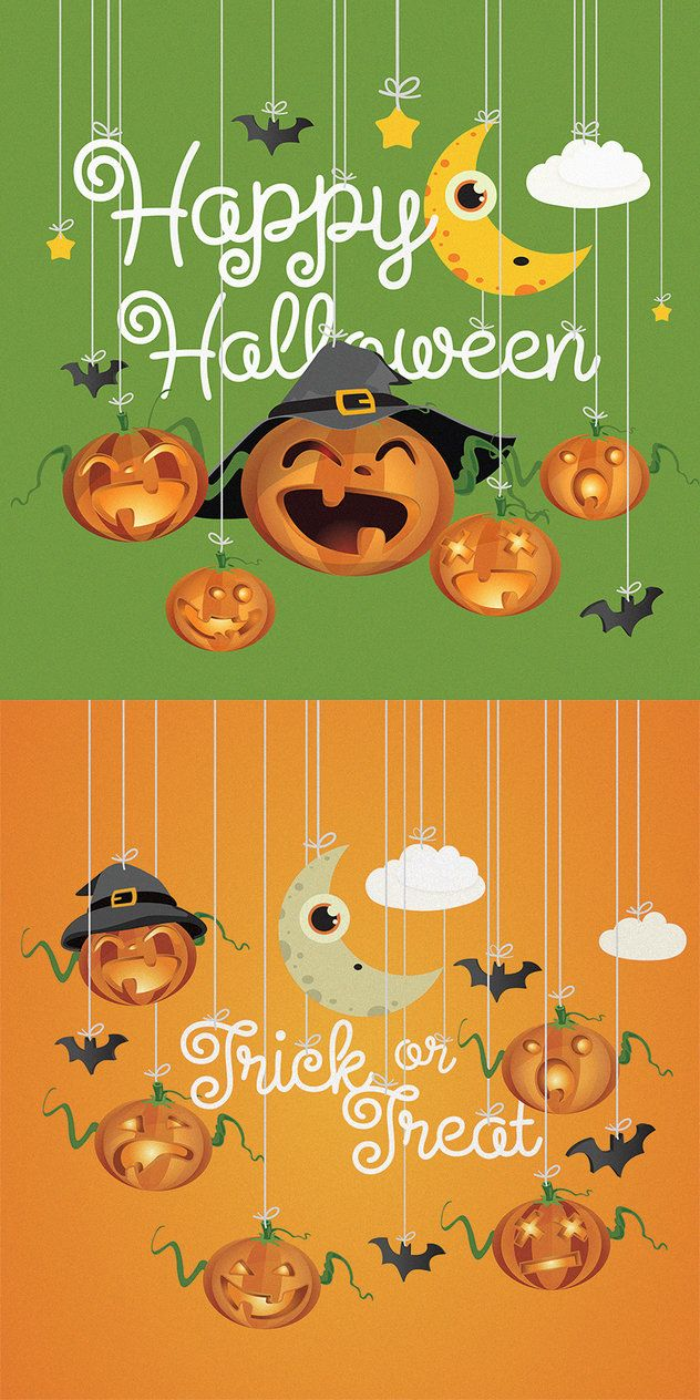16 Happy Halloween dupla by aktivision2015