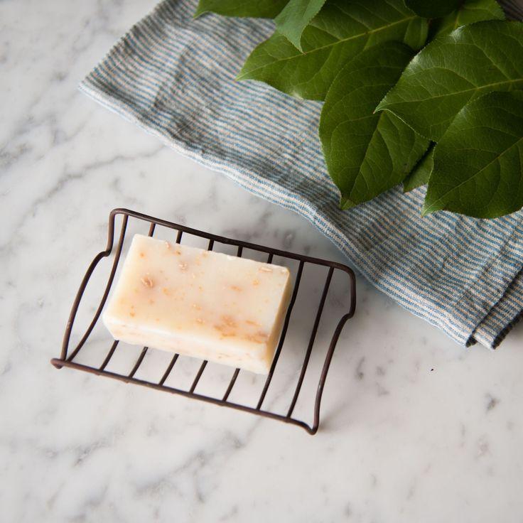 Antique Wire Soap Dish – The Magnolia Market