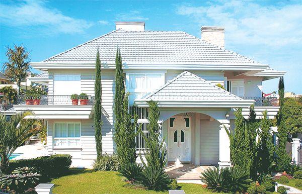 Construindo Minha Casa Clean: Fachadas Com ou Sem Telhado?