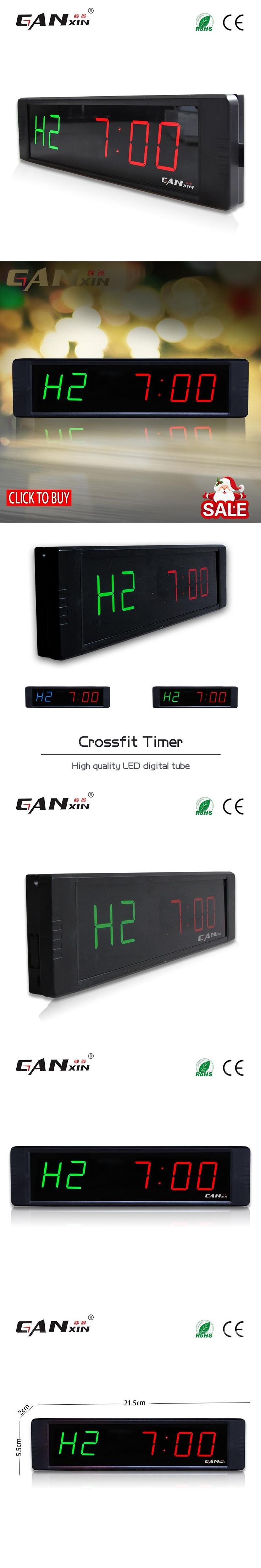 Best 25 countdown clock timer ideas on pinterest stopwatch ganxin led timer boxing gym crossfit tabata emom interval programmable countdownup stopwath amipublicfo Choice Image