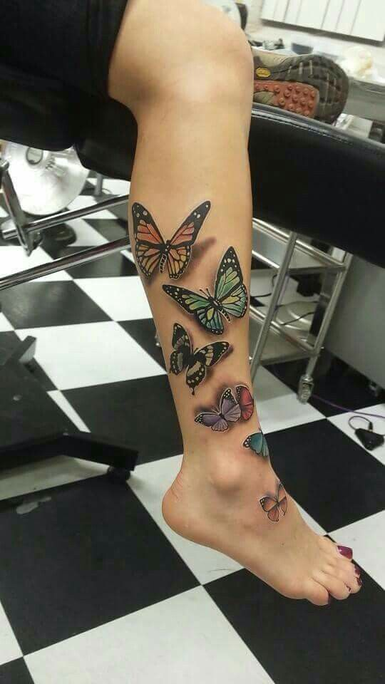 Butterfly tattoo :) LOVE IT!!!