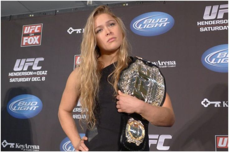 Rousey was the first American woman to earn an Olympic medal in judo (bronze), which she won at the 2008 Summer Olympics in Beijing. #physicaleducation #physicaleducationteacher #teacher #peteacher #sports #sportsclass #peclass #women #womeninsports