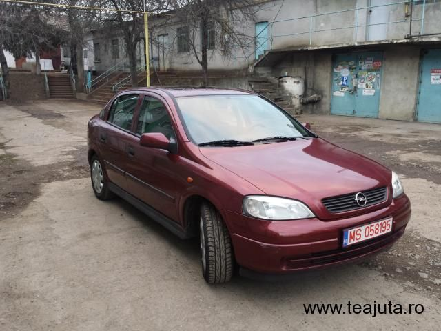 Opel Astra 1.6 IMPECABIL Tirgu Mures - Anunturi Gratuite