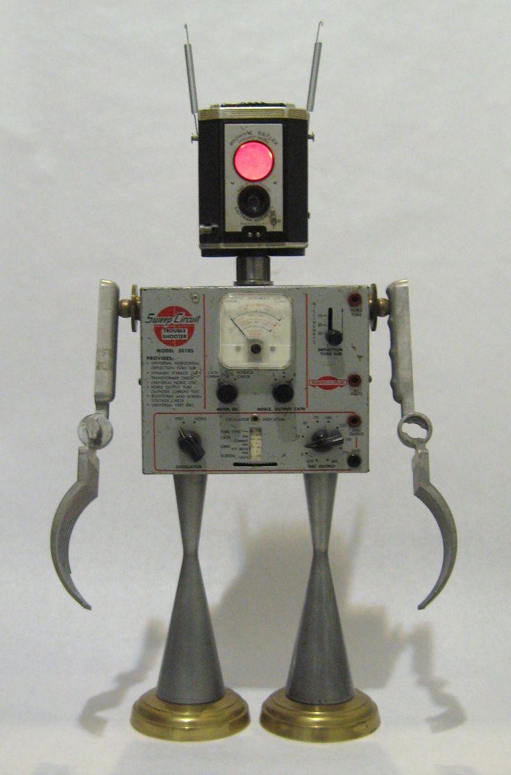Trouble Shooter | by Rivethead Robotics