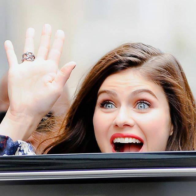 Engagement rings, Engagement, Alexandra daddario
