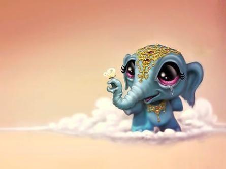 Baby Ganesha | Flickr: Intercambio de fotos
