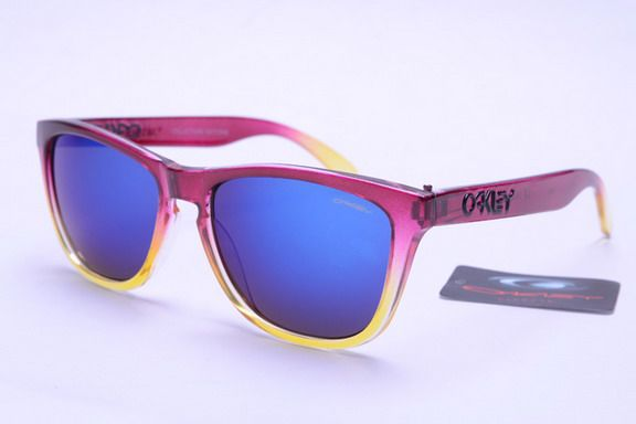 Oakley Frogskins Sunglasses B12 [oak352] - $15.83 : Oakley® And Ray-Ban® Sunglasses Online Sale Store - Save Up To 85% Off