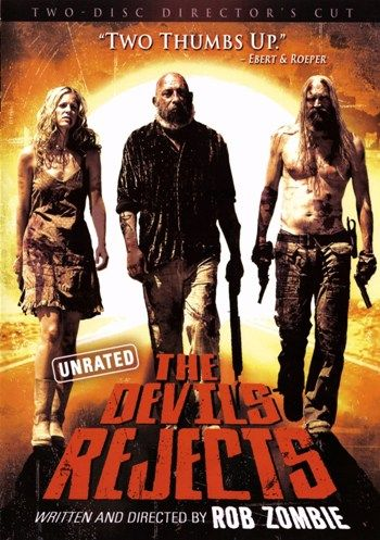 The Devil's Rejects... Easily in My Top 3 Favorite Movies