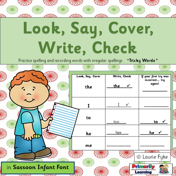look say cover write check template pdf