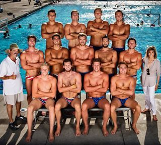 And let me be the one to tell you —-> Team USA is full of hot people. | The USA Men's Olympic Water Polo Team Is Going To Leave You Wet