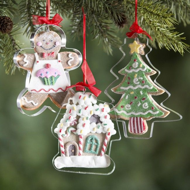 Bring some holiday fun to your tree this season with our Character Ornaments. The perfect novelty for kids and grown ups.