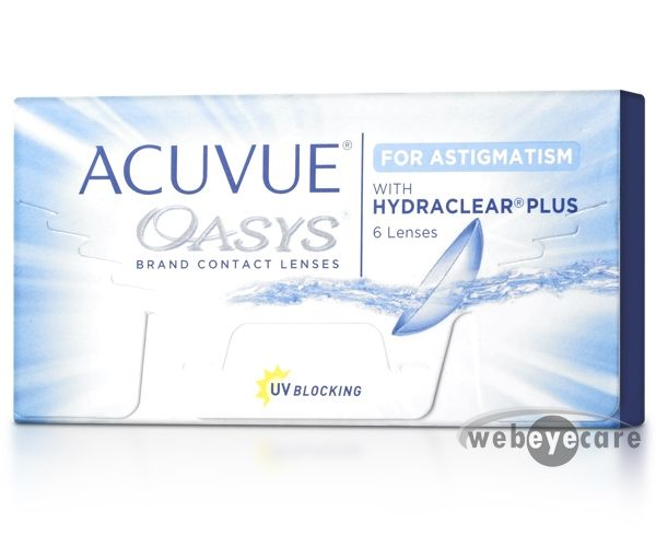 Acuvue Oasys For Astigmatism Customer Service Personal Care