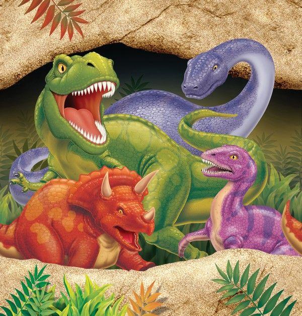 Tovaglia con i dinosauri su VegaooParty, negozio di articoli per feste. Scopri il maggior catalogo di addobbi e decorazioni per feste del web,  sempre al miglior prezzo!