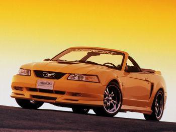 Xenon Ford Mustang Convertible '1998–2004