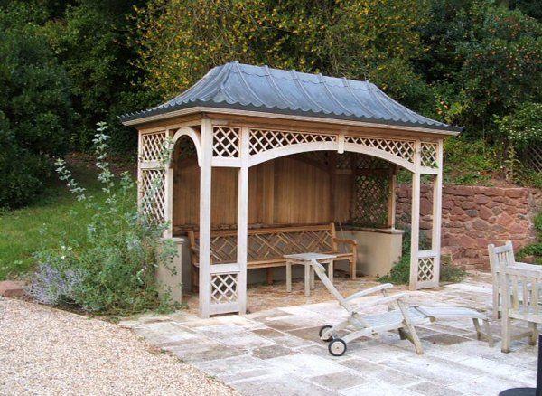 Gazebo by Stuart Garden Architecture