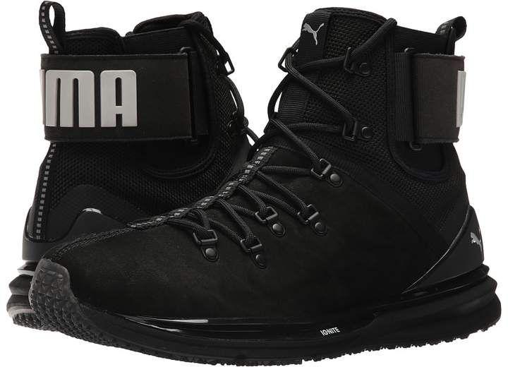Puma Ignite Limitless Boot Leather Men