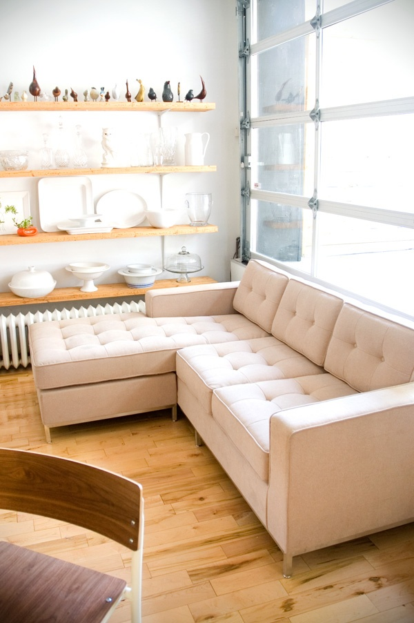 Gus*   Jane LOFT Bi Sectional   Modern   Sectional Sofas     By