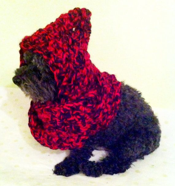 Knitting Queens Ny : Made in queens nyc knit dog hooded howl infinity cowl