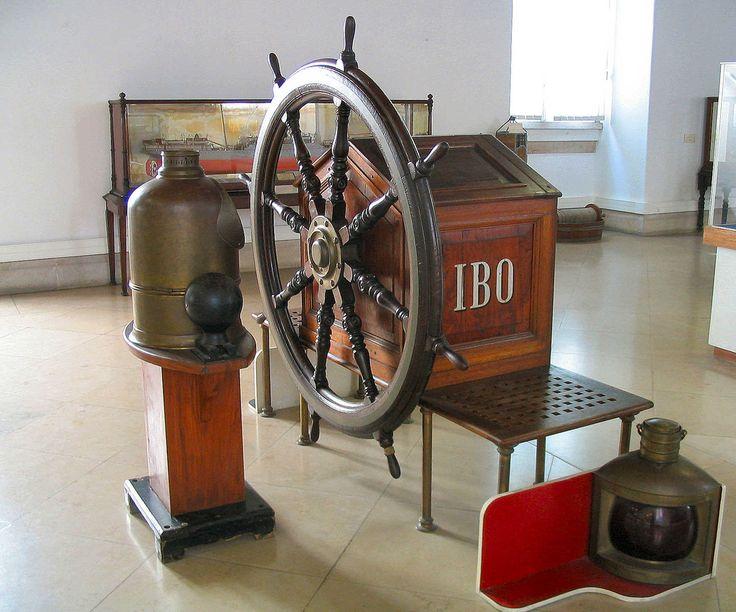 https://flic.kr/p/gcrLq | Museu de Marinha - Sala da Marinha Mercante |  Sala da…