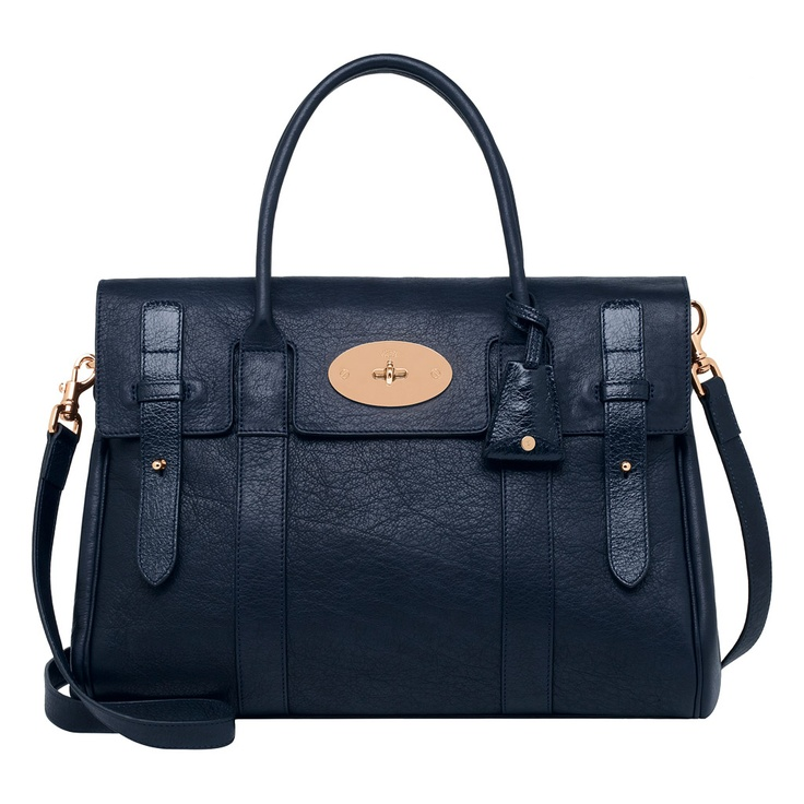 Mulberry - Heritage Bayswater Satchel in Nightshade Blue  http://www.mulberry.com/#/storefront/c6187/6953/moreviews/