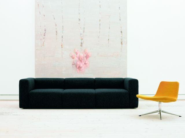 Mags Module Sofa - great fabric!