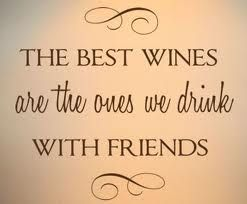 The best wines are the ones we drink with FRIENDS! #BRAVOWineNight http://ow.ly/szvfa