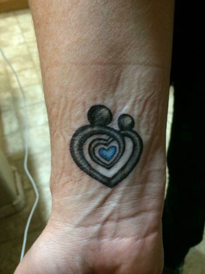 25 trending mother son tattoos ideas on pinterest for Celtic mother son tattoo