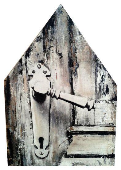 Saskia Obdeijn - Huis met deurklink
