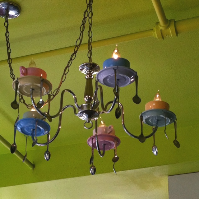 249 best DIY~Chandeliers images on Pinterest | Crafts, Blouses and ...