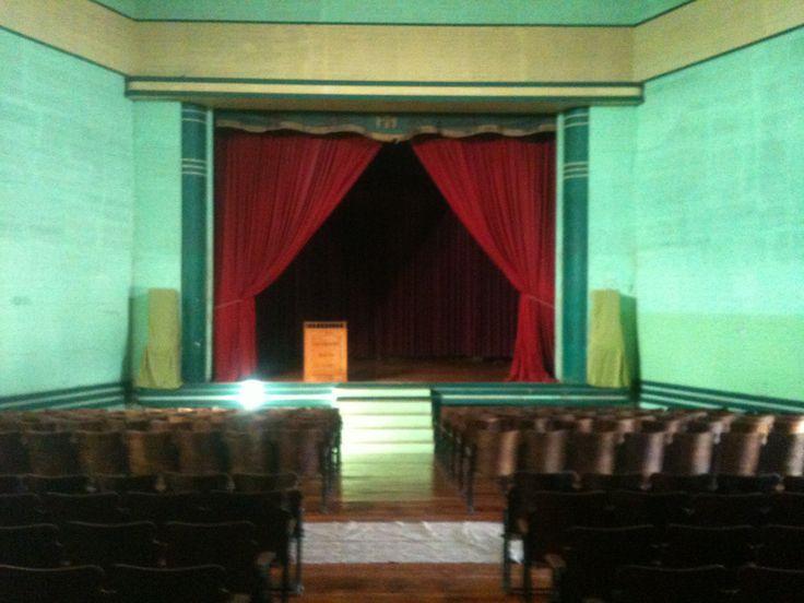 Teatro, en Humberstone