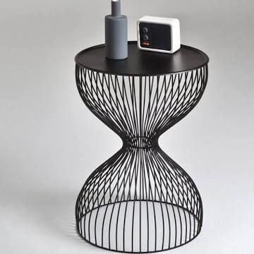 caged table