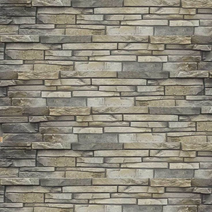 Stacked Stone Limestone Fireplace In 2019 Stone Accent
