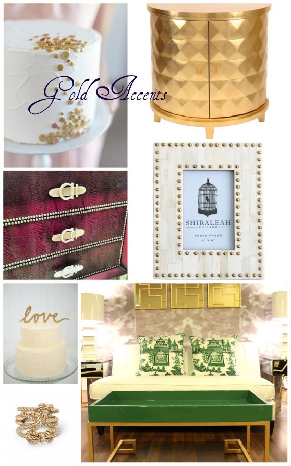 Gold Trends   Color Inspiration