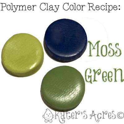 221 best Polymer Clay Color Recipes images on Pinterest | Color ...
